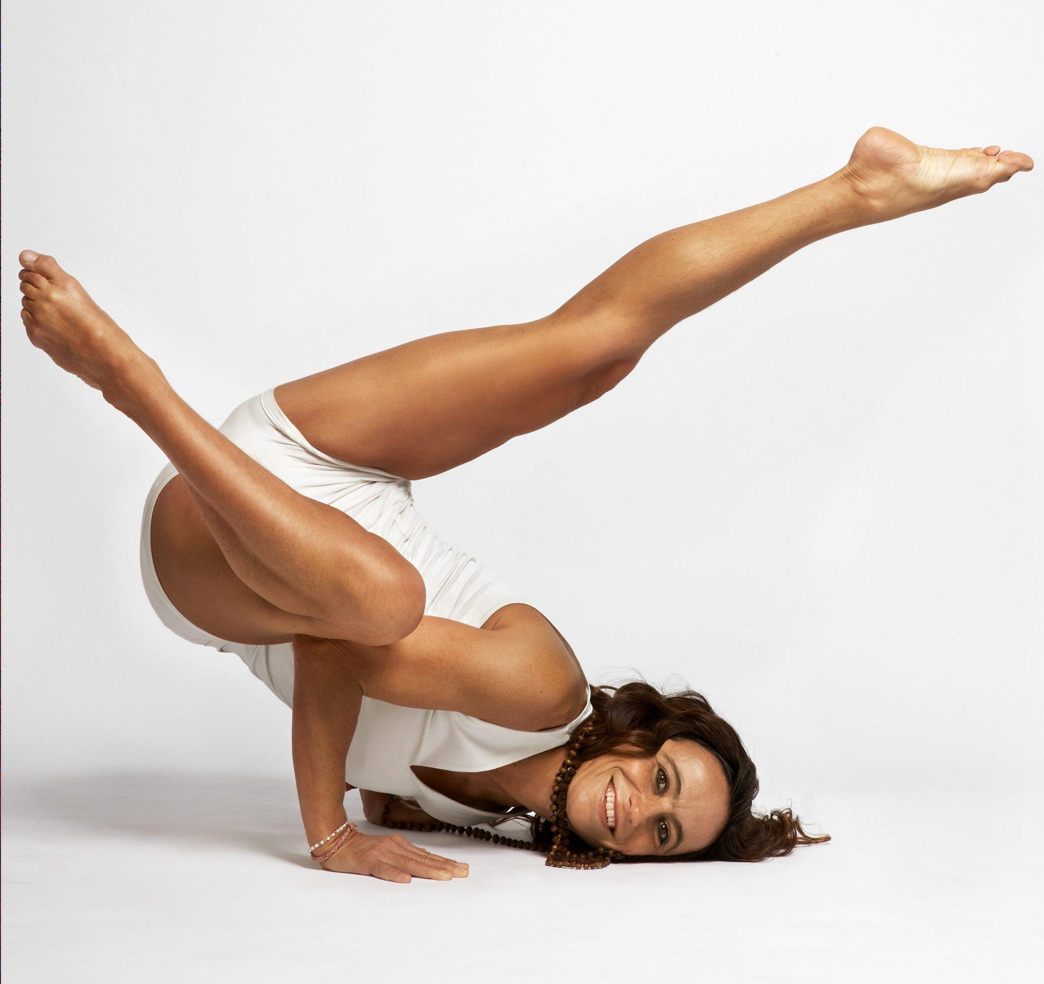 Yogeswari, Jivamukti Yoga Lehrerin