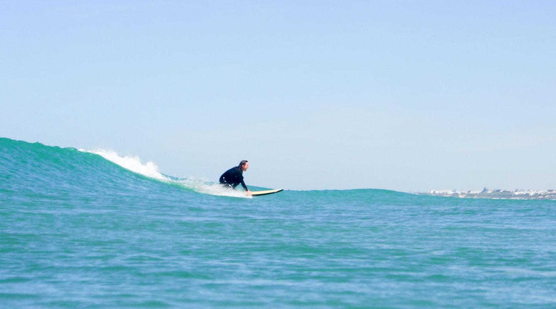 Surfen lernen in El Palmar