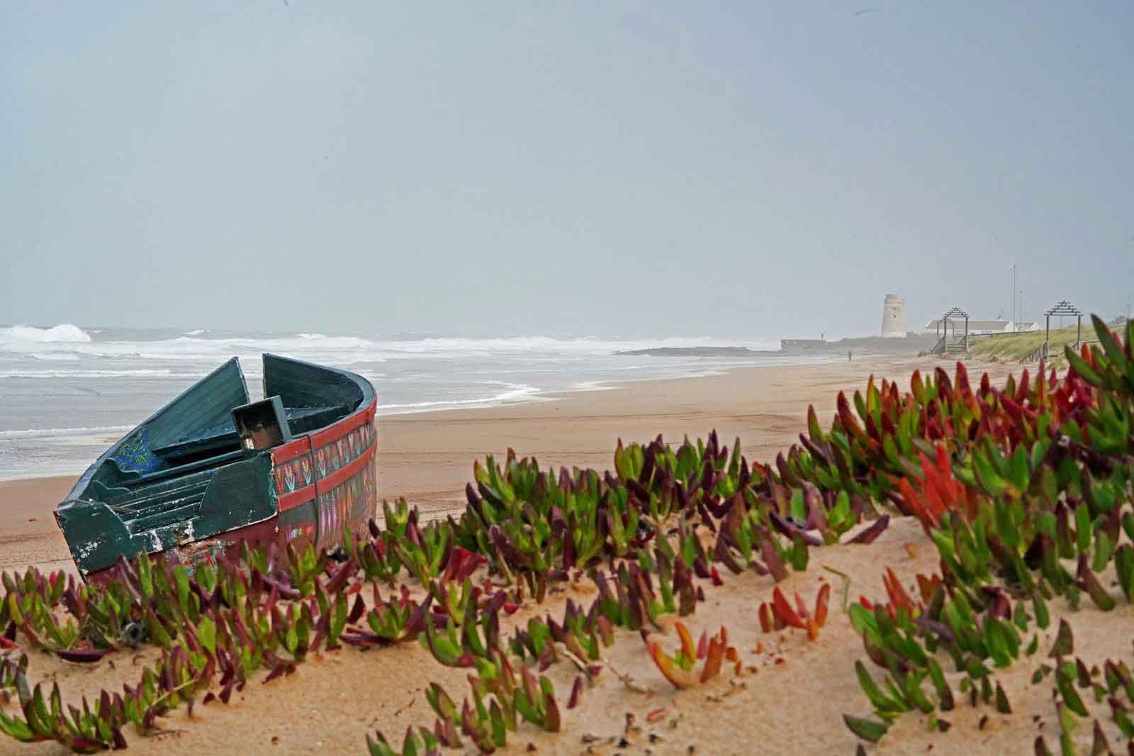 Strand in El Palmar