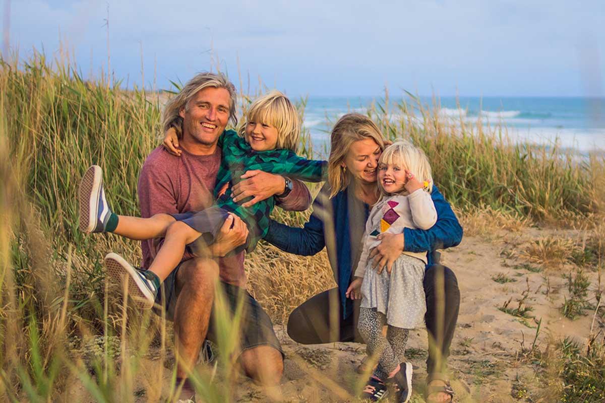 """Der Traum vom Surf – und Yogacamp: """"Man muss glauben, dass es klappt"""""""