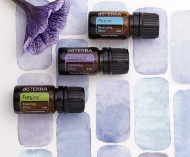 doterra peace workshop