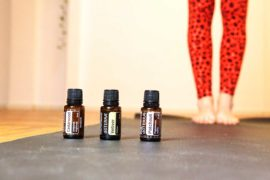 Ätherische Öle Manipura chakra
