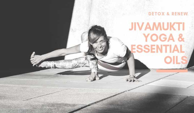 Jivamukti Yoga und ätherische Öle