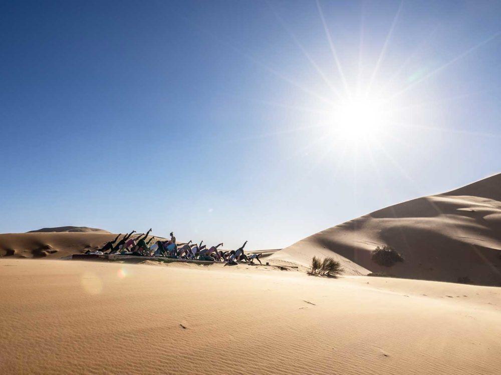 Jivamukti Yoga Sahara
