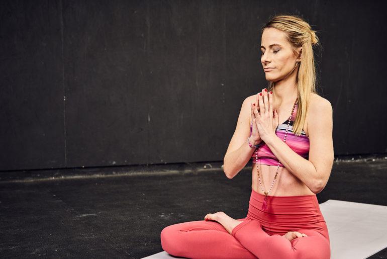 Yoga Lebenseinstellung